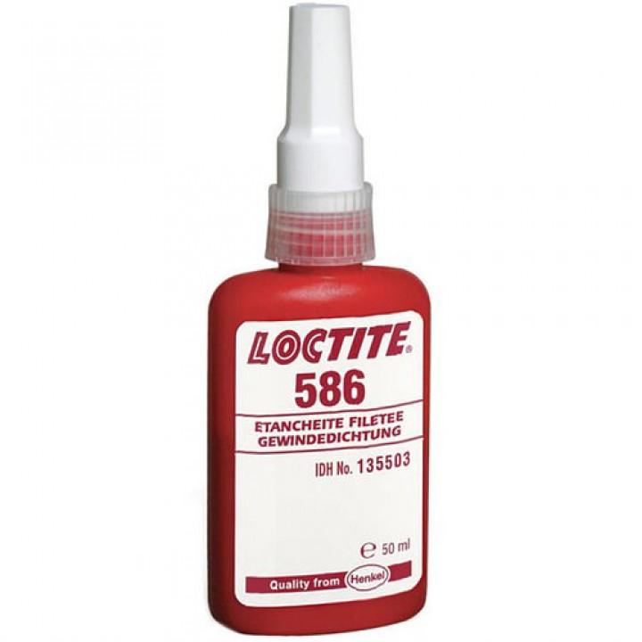 Loctite 586  герметик резьбовой, высокой прочности, 50 мл