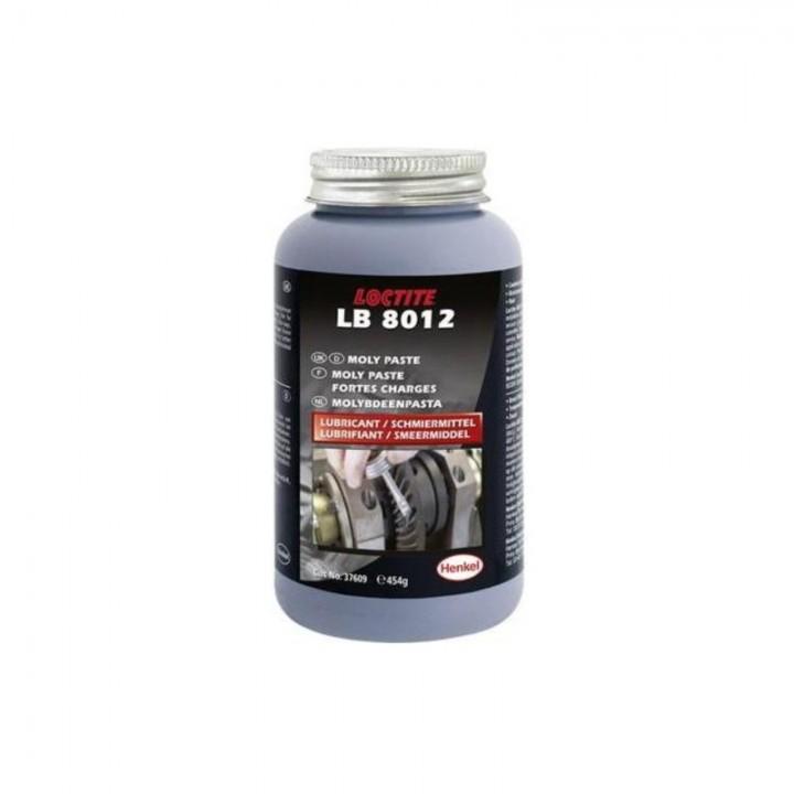 Loctite  8012  смазка противозадирная, высокотемпературная, банка с кистью 454 г