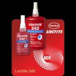 Loctite 242 резьбовой фиксатор средней прочности, синий
