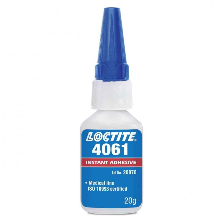 Loctite 4061  20 г - клей медицинский цианакрилатный