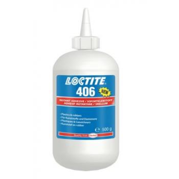 Loctite 406 500g - клей моментальный цианоакрилатный