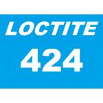 Loctite 424 клей для металлов, резины и пластмасс.