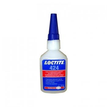 Loctite 424 50g - клей моментальный цианакрилатный