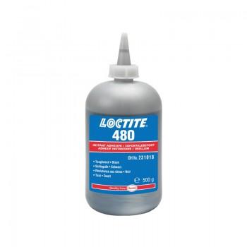 Loctite 480 500g - клей моментальный цианакрилатный