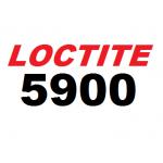 Loctite 5900 силиконовый клей герметик, нейтральный, черный