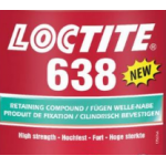 Loctite 638 анаэробный вал-втулочный фиксатор высокой прочности