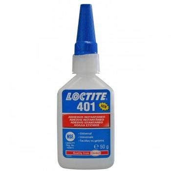 Loctite 401 50g - клей моментальный цианакрилатный