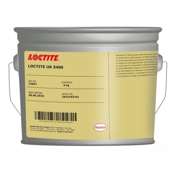 Loctite UK 5400  6 кг  Жидкий отвердитель