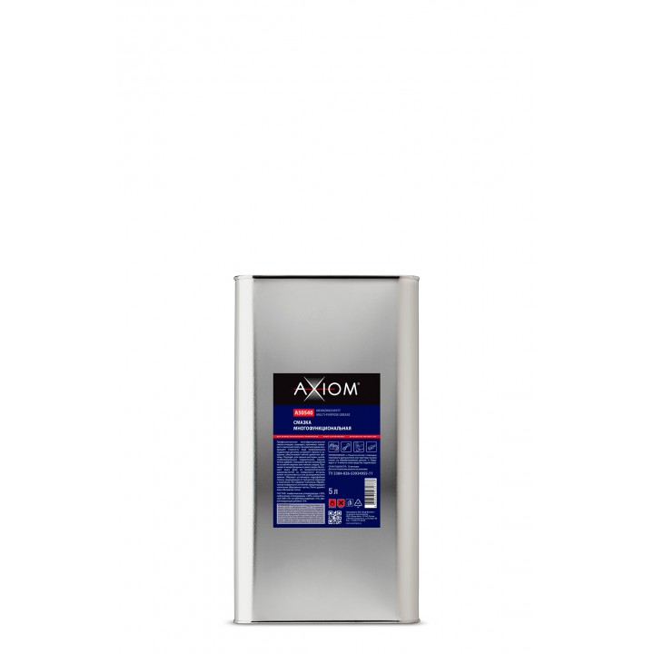 AXIOM A50540 Смазка многофункциональная , 5 л