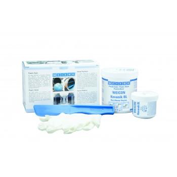 WEICON Ceramic BL (0,5 кг) Эпоксидный композит жидкий, с керамическим наполнением, износоустойчивый