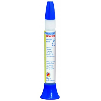 WEICON Contact VA 100 Цианоакрилатный клей (12 г) Основа - этилат