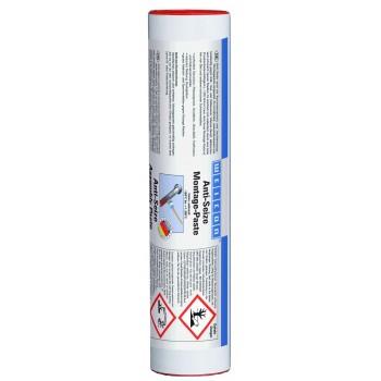 WEICON Anti-Seize Монтажная паста (400 г) Защита от коррозии и высокопроизводительное смазывающее средство. Картридж.