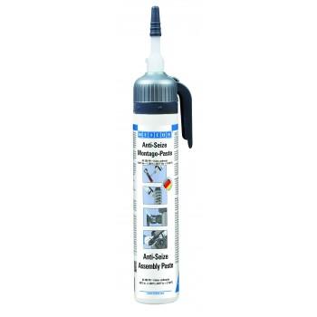 WEICON Anti-Seize Монтажная паста (200 г) Защита от коррозии и высокопроизводительное смазывающее средство. Пресс-балон.