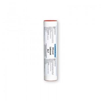 WEICON AL-F Высокоэффективная жировая смазка (400 г) для вращающихся и скользящих поверхностей, в пищевой промышленности. t°от -30С до +120С. Картридж