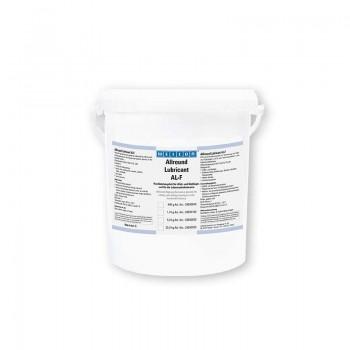 WEICON AL-F Высокоэффективная жировая смазка (5 кг) для вращающихся и скользящих поверхностей, в пищевой промышленности. t°от -30С до +120С.
