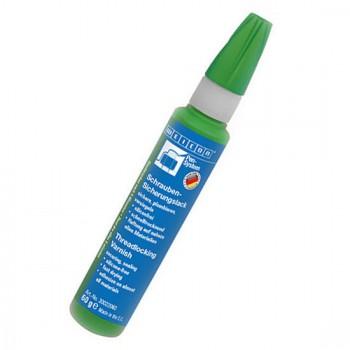 WEICON Лак-фиксатор для болтов (30г) зеленый
